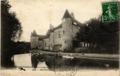 Menestreau - Chateau de Villiers - Menestreau