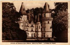 Env. de Cosne-sur-Loire - Suilly-la-Tour - Le Chateau - Suilly-la-Tour