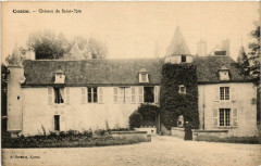 Cosne - Chateau de Saint-Pere - Saint-Père