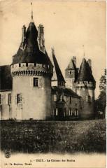 Urzy - Le Chateau des Bordes - Urzy