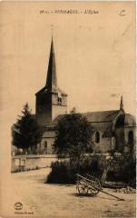 Sermages - L'Eglise - Sermages