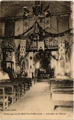 Pelerinage de Saint-Martin-d'Heuille - Interieur de l'Eglise - Saint-Martin-d'Heuille