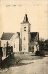 Cuncy-les-Varzy - L'Eglise - Cuncy-lès-Varzy