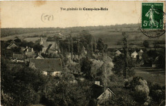 Vue générale de Cessy les Bois - Cessy-les-Bois