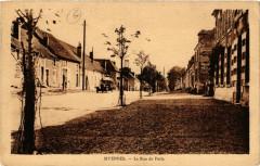 Myennes-La Rue de Paris - Myennes