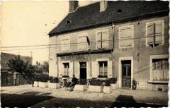 Magny-Cours Café du Commerce. Nievre - Magny-Cours