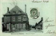Entrains sur NOHAINs-Maison de l'Amiral - Entrains-sur-Nohain