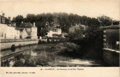 Clamecy-Le Beuvron et le Parc Vauvert - Beuvron