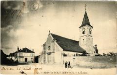 Brinon Sous Beuvron-L'Eglise - Beuvron