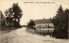 Tresnay Route de Chantenay Saint-Imbert - Tresnay