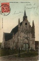 Env. de Cosne L'Eglise de Saint-Pere - Saint-Père