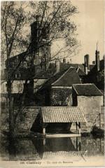 Clamecy-Un coin du Beuvron - Beuvron