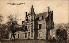 Colmery - La Mairie - Ecole des Garcons - Colméry