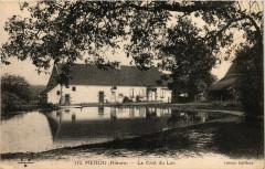 Menou - Le Crot du Lac - Menou