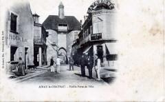 Vieille Porte de Ville - Ainay-le-Château