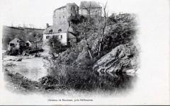 Chateau de Banassat près de Bellenaves - Chirat-l'Église