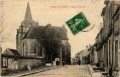 Suilly-la-Tour - L'Eglise - Cote Est - Suilly-la-Tour