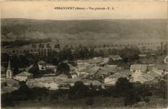 Menaucourt - Vue générale - Menaucourt