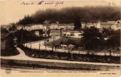 Clermont-en-Argonne - Vue générale et Coteau de Sainte-Anne - Clermont-en-Argonne
