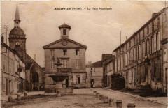 Ancerville - La Place Municipale - Ancerville