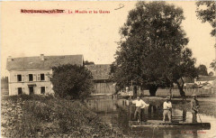 Houdelaincourt - Le Moulin et les Usines - Houdelaincourt