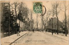 Stenay - Avenue de la Gare - Stenay