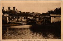 Stenay - La Passerelle du Halage - Stenay