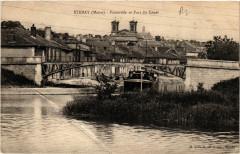 Stenay - Passerelle et Port du Canal - Stenay