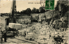 Euville - Les Carrieres - Euville