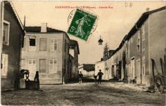Dammarie-sur-Saulx - Grande Rue - Dammarie-sur-Saulx