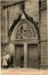 Savonnieres-devant-Bar - Portail de Eglise - Savonnières-devant-Bar