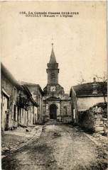 Souilly - Eglise - Souilly