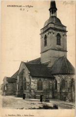 Ancerville - Eglise - Ancerville
