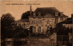 Haironville - Le Chateau - Haironville