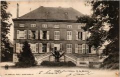 Etain - Le Chateau - vu de derriere - Étain