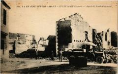 Ippecourt - apres le Bombardement - La Grande Guerre 1914-17 - Ippécourt