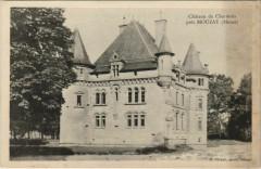 Chateau de Charmois pres Mouzay - Mouzay