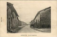 Courouvre - Rue de Longchamps - Courouvre