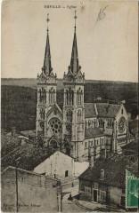 Euville - eglise - Euville
