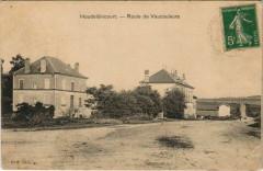 Houdelaincourt - Route de Vaucouleurs - Houdelaincourt