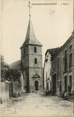Houdelaincourt - L'Eglise - Houdelaincourt