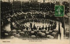 Etain - Réception du 8e Bataillon de Chasseurs Concert - Étain