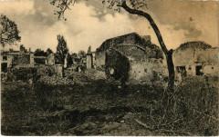 Haumont-pres-Samogneux - Haumont - - Village Scene - Ruines - Haumont-près-Samogneux