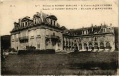Environs de Robert Espagne - Le Chateau de Jeand'Heurs - Robert-Espagne