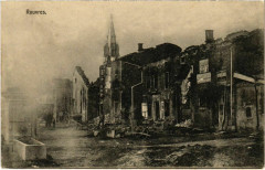 Rouvres-en-Woevre - Rouvres - Town Scene - Ruines - Rouvres-en-Woëvre
