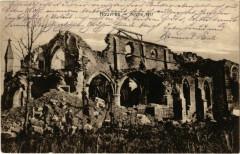 Rouvres-en-Woevre - Rouvres - L'Eglise - Kirche - Ruines - Rouvres-en-Woëvre