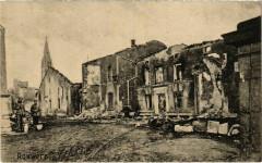 Rouvres-en-Woevre - Rouwers - Town Scene - Ruines - Rouvres-en-Woëvre