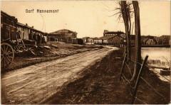 Hennemont - Rue - Street Scene - Hennemont