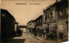 Ancerville Rue Debraux - Ancerville