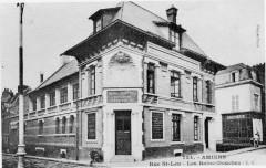 Rue Saint-Leu - Les Bains-Douches - Amiens